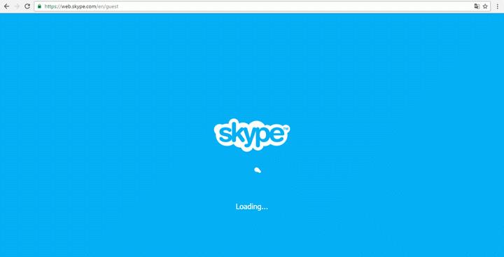 скайп без регистрации бесплатно